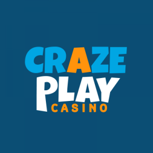 CrazePlay Casino logotype