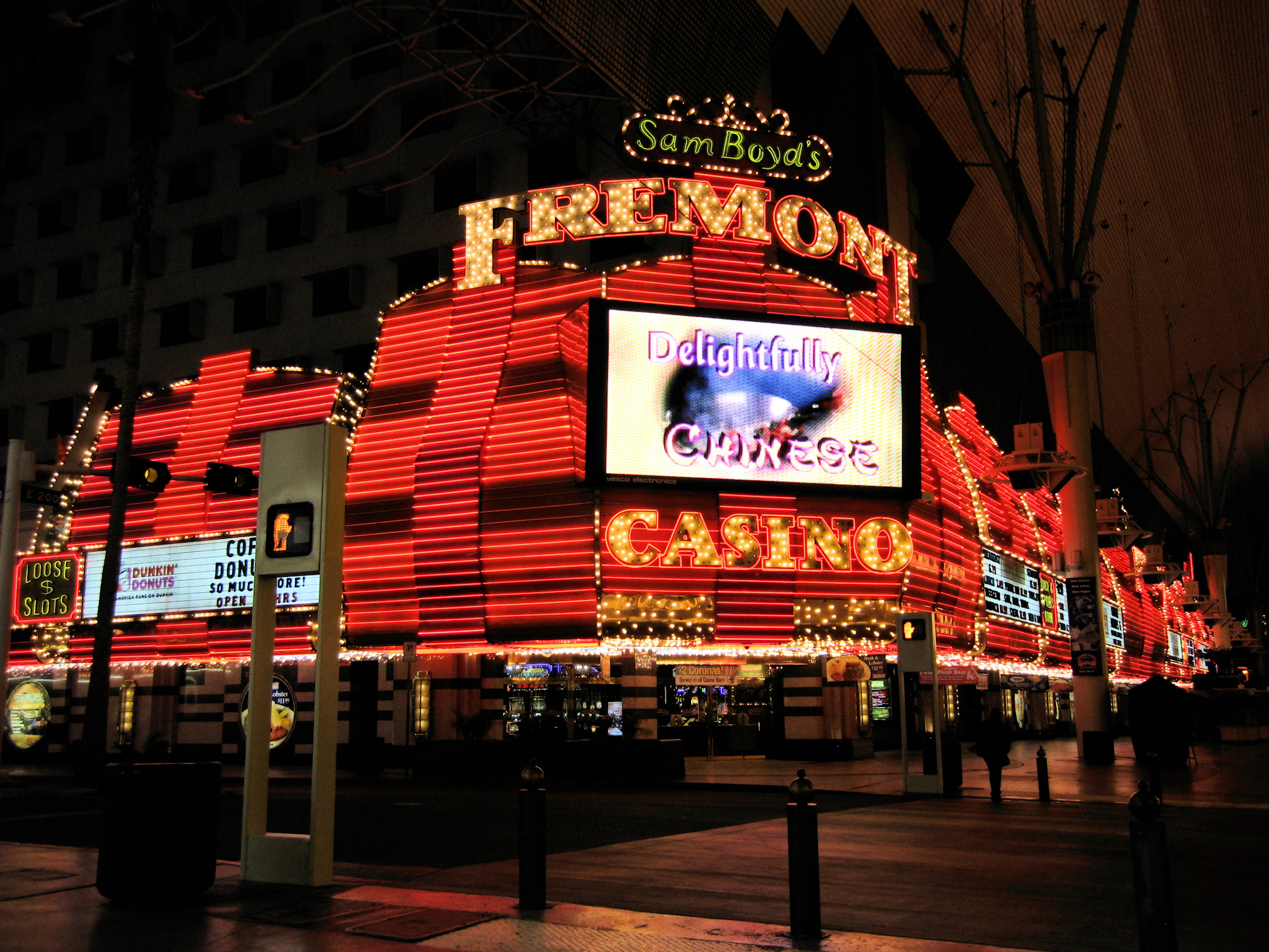 Boyds fremont casino may have their license revoked in las vegas