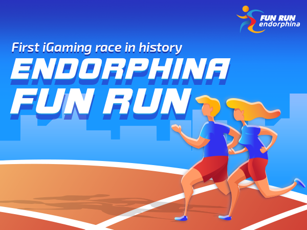 Endorphina's Fun Run Race is Postponed till February
