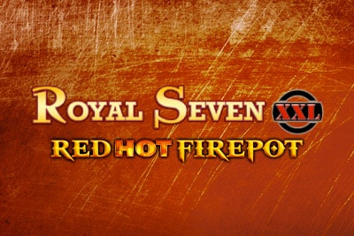 Royal Seven XXL Red Hot Firepot